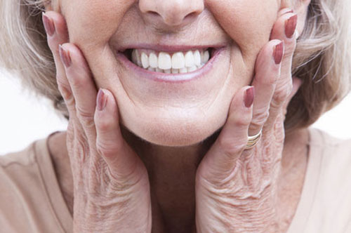 Check Out Our Natural-Looking Dental Crowns! [PHOTO]
